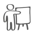 Die Quantenspringer bieten Seminare und Workshops für KMUs. Zielgruppe sind alle, die sich fuer die kreative Arbeit mit Design Thinking interesseieren und diese in ihren Unternehmen einsetzen moechten,